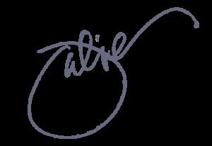 Signature Julie