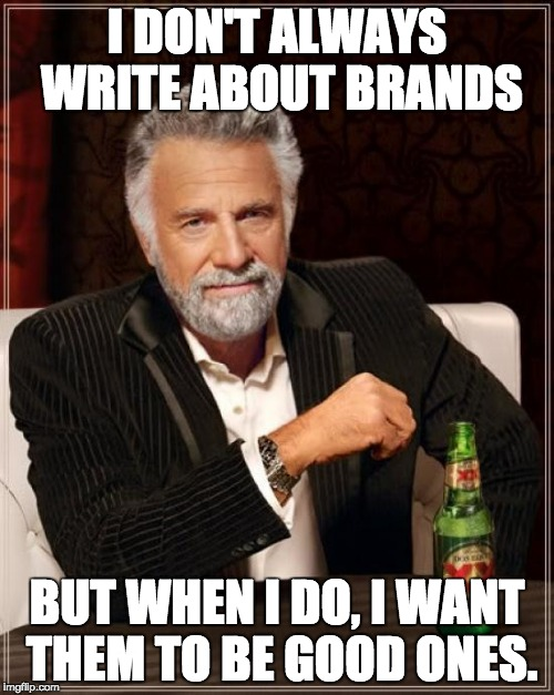 Let your brand reflect who you are
