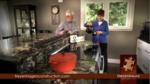 Freyenhagen Construction Video featuring the Steels